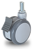 Колесо серии CPT с протектором Flexthane для медицинского оборудования.