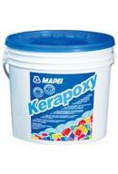 Затирка-клей Kerapoxy 120 черный 2 кг Mapei