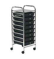 Візок Comair Storage 32.5х33х81.5 см чорна