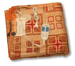 Электропростынь двуспальная 140*160 Люкс, фото 3