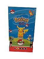 Шоколадное драже Pokemon Go 24 шт 15 гр Aras