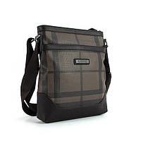 a99f3c2fa099 Коричневая мужская сумка кожаная Bikkembergs, цена 2 564 грн ...