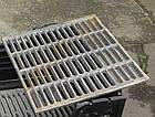 Решетка чугунная гриль-барбекю чугунная 340 х 425 мм., фото 5