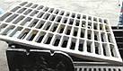 Решетка чугунная гриль-барбекю чугунная 340 х 425 мм., фото 6