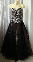 Платье вечернее выпускное Luxuar р.42-44 7342