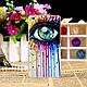 Эксклюзивный силиконовый чехол для Xiaomi Mi Max Цветы, фото 4