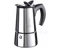 Кофеварка гейзерная индукционная Bialetti ''Musa'' на 4 чашки 0004272NW