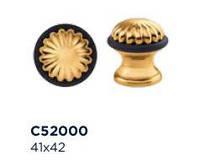 Стопор Enrico Cassina С52000 золото bagno