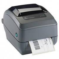 Принтер этикеток Zebra GK-420 t