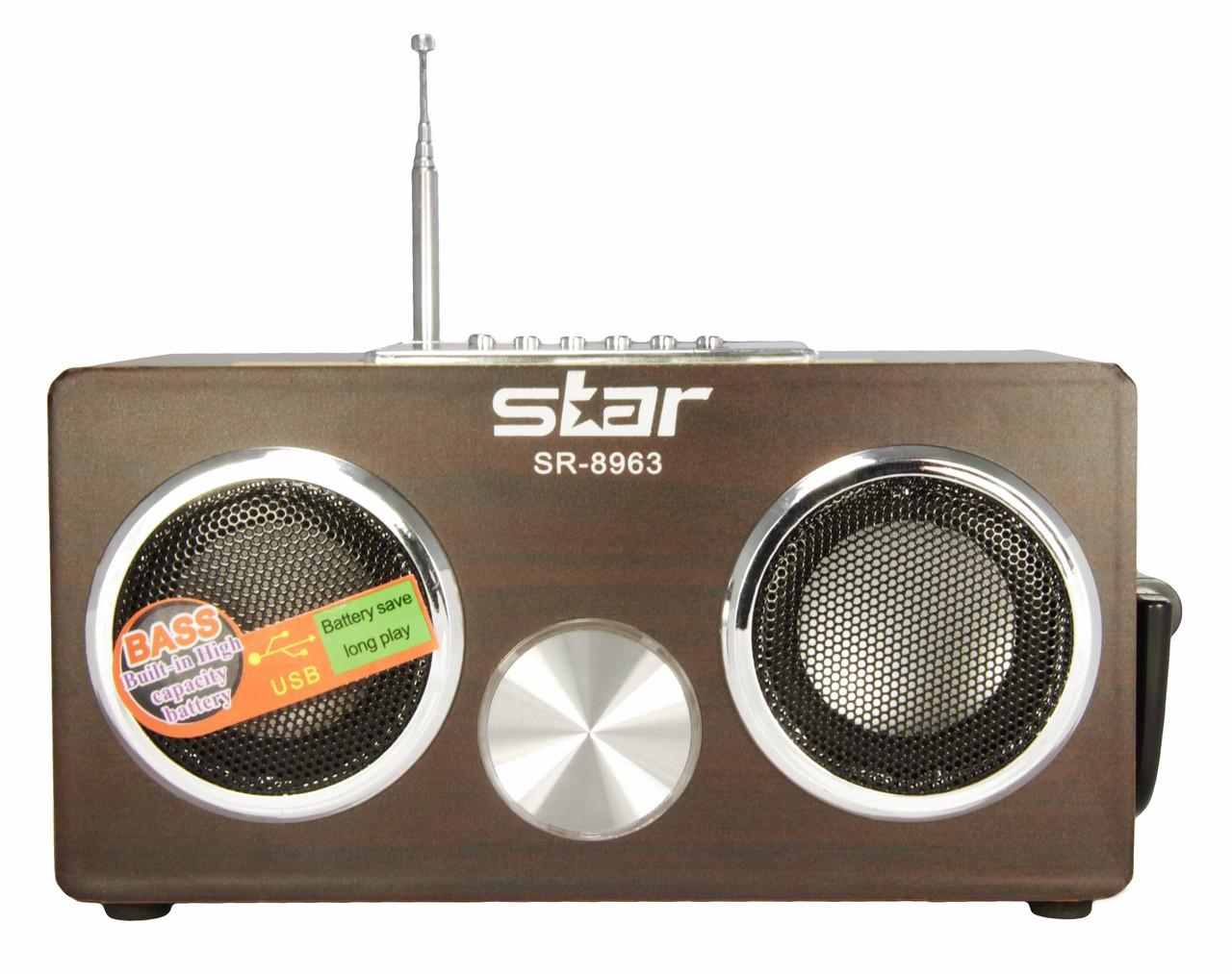 Радиоприемник Star SR-8963