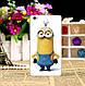 Бампер силиконовый чехол для Xiaomi Mi Max с изображением Жирафик, фото 7