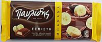 Шоколад с банановой начинкой