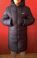 Мужская куртка длинная NIKE