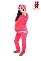 Спортивная куртка велюровая для беременных