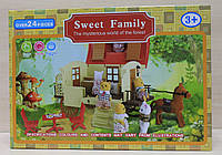 Дом на колёсах Сильвания Фэмили Sylvanian Families мебель, герои, в коробке 21*18*12 см
