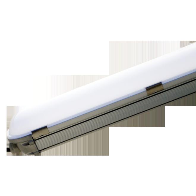 """Светодиодный линейный светильник MAXUS LED 1,5 м 72W 5000K """"Aluminium"""" (LN-258-AL-03M)"""