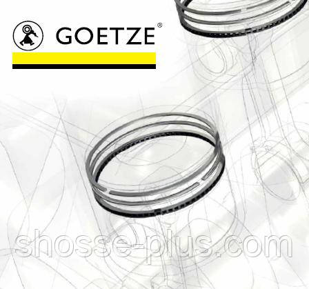 Поршневые кольца 08-438600-00 Daewoo Lanos Nexia Espero 1.5