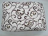 """Шерстяное одеяло VIVA """"Элит"""" 142х210, полуторное, бязь, 100% шерсть, фото 2"""