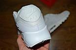 Женские кроссовки Nike Air Max 90 White (унисекс) (Реплика ААА+), фото 2