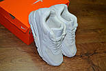 Женские кроссовки Nike Air Max 90 White (унисекс) (Реплика ААА+), фото 4