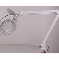 Настільна лампа-лупа LED 3D (3 діоптрії)