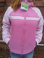 Куртка женская двухсторонняя оригинал columbia