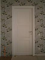 Деревянные межкомнатные двери из ясеня