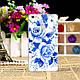 Силиконовый чехол накладка для Xiaomi Mi Max с картинкой Девушка, фото 6