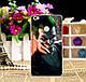 Силиконовый чехол накладка для Xiaomi Mi Max с картинкой Девушка, фото 10