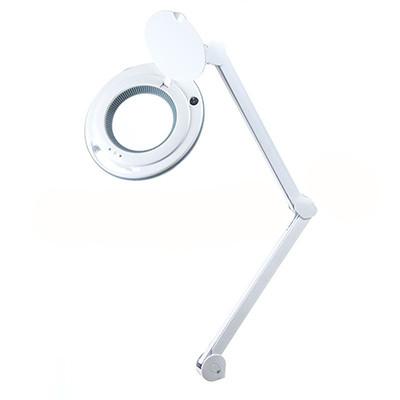 Лампа-лупа 6017 LED-5 з регулюванням яскравості