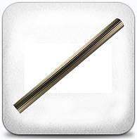 Труба рифлёная 3,0м д.19мм сатин
