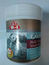 8in1 Excel (multi vitamin small breed) мультивитаминная добавка для собак мелких пород 70таб.
