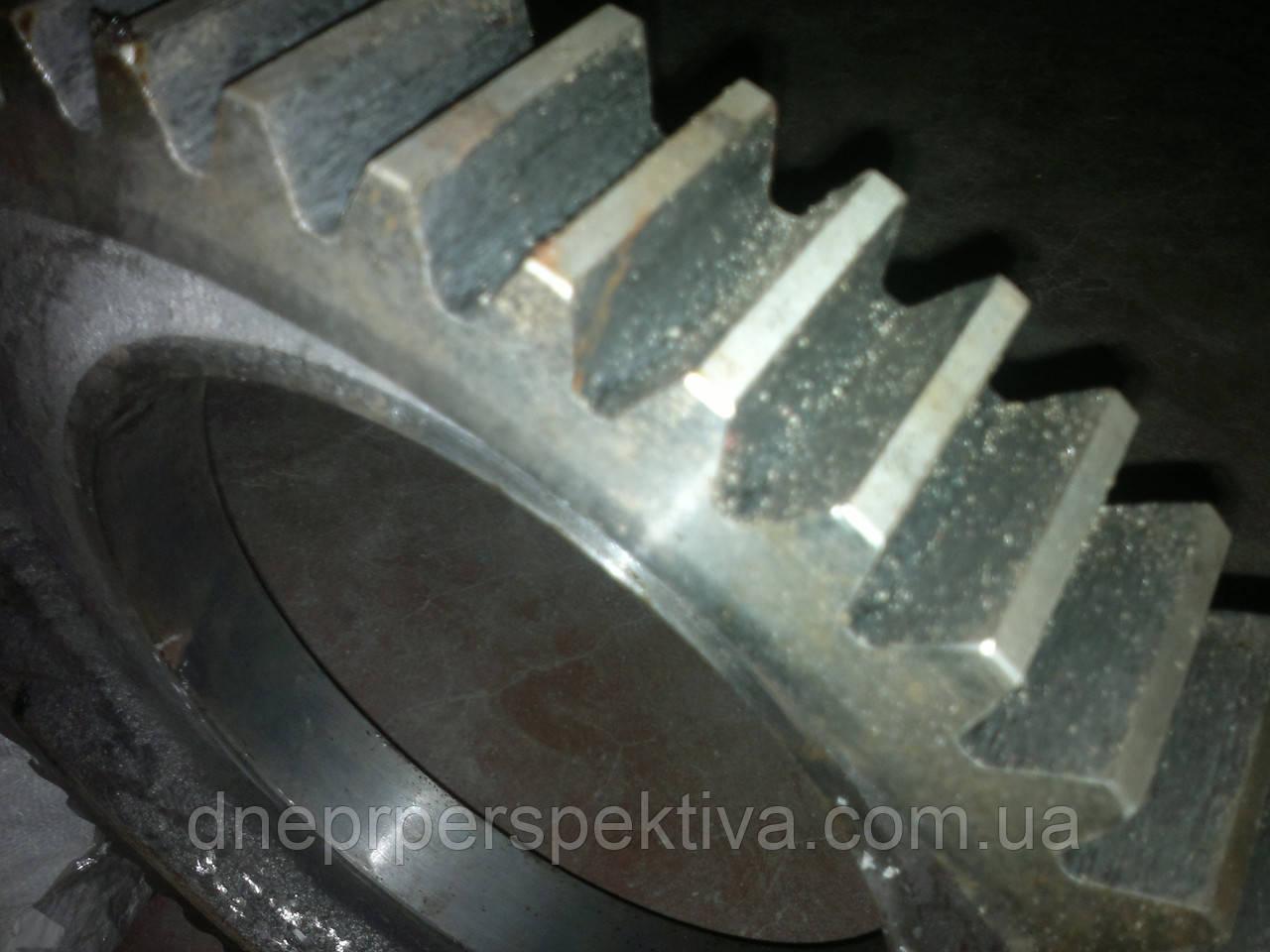 Зубчатые венцы хода кранового колеса