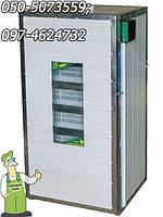 Инкубатор автоматический Господар на 500 яиц с регулируемой влажностью, промышленный инкубатор для фермерского
