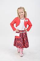 Нарядное платье для девочки 0191