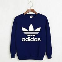 Мужской Свитшот (с начёсом) Adidas