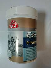 8in1 Excel(brewers yeast) забота о коже ишерсти.260таб.
