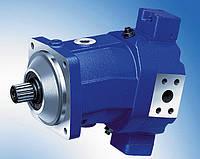 Гидродвигатель хода Rexroth A6VM107HA1/63W-VZB010A, A6VM140EP2/63W-VZB01X0PB-S, A6VM160EP2/63W-VZB01X0TA-S
