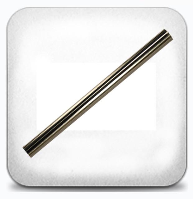 Труба гладкая 2,4м д.25мм сталь