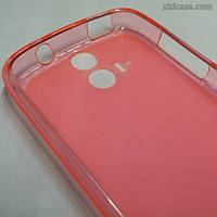 Силиконовый чехол для Acer Liquid E2 V370 (розовый)