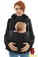 Полупальто для будущих мам кашемировое 3в1 (удлиненное)