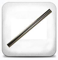 Труба гладкая 2,40м д.19мм сталь