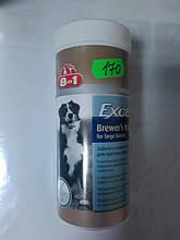 8in1 Excel(brewers yeast) забота коже и шерсти.80таб.