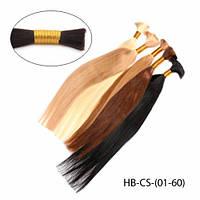 """Весовые волосы """"Remy"""" HB-CW-(01-60)_LeD"""