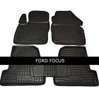 Коврики в салон Avto Gumm 11178 для Ford Focus 2011-14