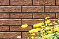 Плитка для фасада Brąz (gładkie i rystykalne) 9690 Strukturalna 245 x 65 x 6,5