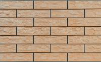 Плитка для фасада CER 10 bis - Ecru 7818 Strukturalna 300x74x9