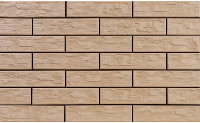 Плитка для фасада CER 11 bis - Cappucino 7825 Strukturalna 300x74x9