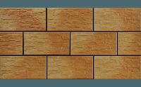 Плитка для фасада CER 5 - Dark Gobi 7276 Strukturalna 300x148x9