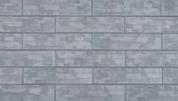Плитка для фасада CER 6 bis - Grey 6330 Strukturalna 300x74x9